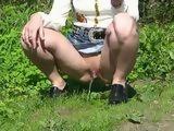 Outdoor Peeing Girls 2 xLx